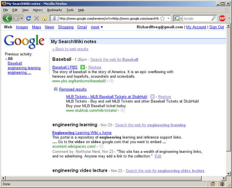 GoogleWiki-14-MyGoogleWikiNotes