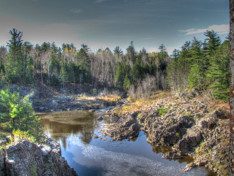 Gorge-Downstream-3-HDR-PhotoMatrix-Paint