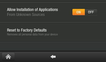 Non-amazon-apps