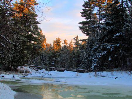 Amity-Snow-Pine-River