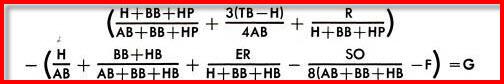 Stats-formula