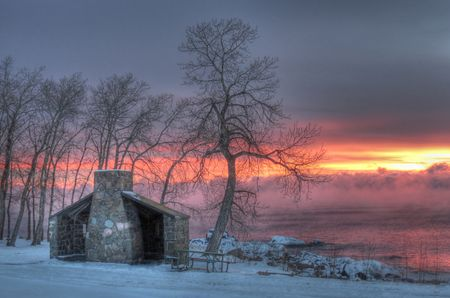Lake-Superior-Stone-Shelter