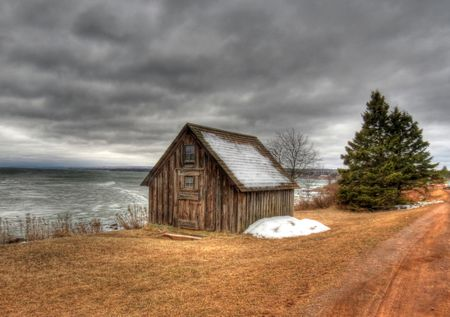 Stoney-Point-Fishing-Shed-HDR