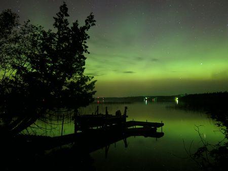 Northern Lights Dock
