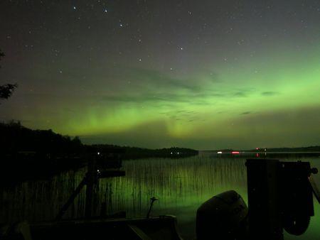 Northern Lights Big Dipper