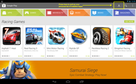 Google-Play-Step-1
