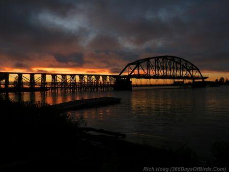 InterState-Bridge-Sunrise